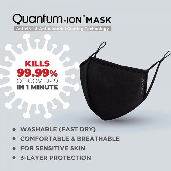 Quantum-ION Mask Adult